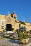 Iglesia ortodoxa del este Fotografía de archivo libre de regalías