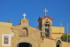 Iglesia ortodoxa del este Fotos de archivo libres de regalías