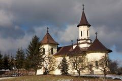 Iglesia ortodoxa en del humor, al lado del humor Fotos de archivo