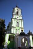 Iglesia ortodoxa en Dmitrov imagenes de archivo
