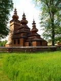 """Iglesia ortodoxa en el """"de KwiatoÅ Imágenes de archivo libres de regalías"""