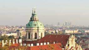 Iglesia ortodoxa en Praga imágenes de archivo libres de regalías