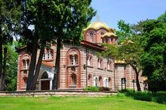 Iglesia ortodoxa en Uni el campus Westend Foto de archivo