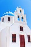 Iglesia ortodoxa griega Foto de archivo