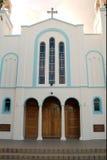 Iglesia ortodoxa griega Foto de archivo libre de regalías