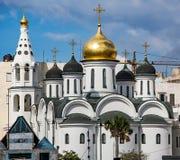 Iglesia ortodoxa rusa en Havana Cuba Fotos de archivo libres de regalías