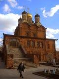 Iglesia ortodoxa vieja Fotografía de archivo libre de regalías