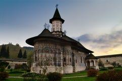Iglesia ortodoxa vieja Fotografía de archivo