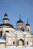 Iglesia ortodoxa vieja en Kirillov, Rusia Imágenes de archivo libres de regalías
