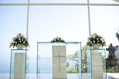 Iglesia para la boda Fotos de archivo