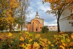 Iglesia Paraskeva Pyatnitsa Imagenes de archivo