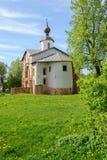 Iglesia Paraskeva Pyatnitsa Imágenes de archivo libres de regalías