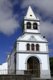 Iglesia Parroquia de Nuestra Señora del Rosario Stock Photos