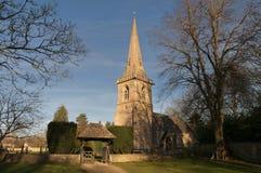 Iglesia parroquial Fotografía de archivo