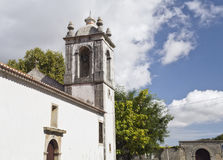 Iglesia parroquial de Azeitao imagen de archivo
