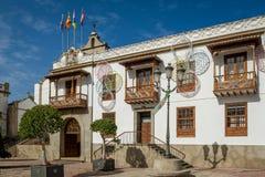 Iglesia Parroquial de San Marcos, Icod de los Vinos Stock Image