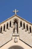 Iglesia parroquial en Arta Fotografía de archivo