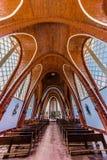 Iglesia Parroquial Santa Rosa De Lima Santa Sofia Boyaca Colombi Stock Photography