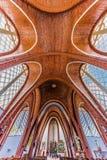 Iglesia Parroquial Santa Rosa De Lima Santa Sofia Boyaca Colombi royalty free stock photography