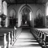 Iglesia Polonia Silesia fotografía de archivo libre de regalías