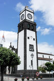 Iglesia, Ponta Delgada, Portugal Fotos de archivo