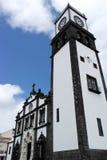 Iglesia, Ponta Delgada, Portugal Foto de archivo