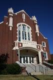 Iglesia presbiteriana Imágenes de archivo libres de regalías