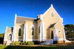 Iglesia protestante africana imagenes de archivo