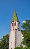 Iglesia protestante Grötzingen Fotos de archivo