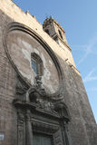 Iglesia rústica, España Foto de archivo libre de regalías