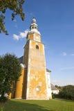 Iglesia rústica vieja Fotos de archivo