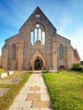 Iglesia real de la guarnición de Portsmouth Fotos de archivo libres de regalías