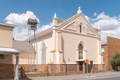 Iglesia reformada en Middelburg fotos de archivo