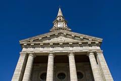 Iglesia reformada holandesa imagen de archivo libre de regalías