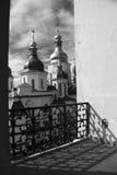 Iglesia Religión Fe en dios Iglesia histórica hermosa Imagen de archivo