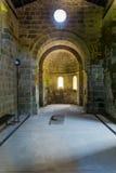 Iglesia Románica de Galicia, España Fotos de archivo libres de regalías