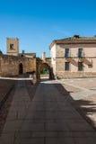Iglesia Románica España foto de archivo libre de regalías