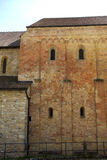 Iglesia Románica famosa Imagen de archivo