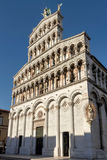 Iglesia Románica San Micaela in foro Fotos de archivo libres de regalías