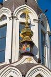 Iglesia roof Fotografía de archivo libre de regalías