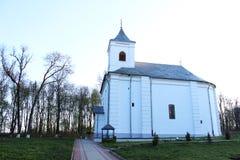 Iglesia rumana Fotografía de archivo libre de regalías
