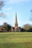 Iglesia rural inglesa fotografía de archivo libre de regalías