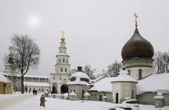 Iglesia rusa. imágenes de archivo libres de regalías