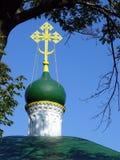 Iglesia rusa Foto de archivo libre de regalías