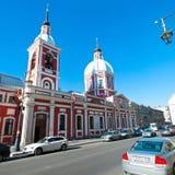 Iglesia rusa Imágenes de archivo libres de regalías