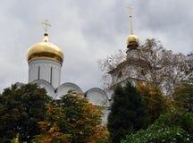 Iglesia rusa Imagen de archivo libre de regalías