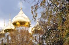 Iglesia rusa Fotos de archivo libres de regalías