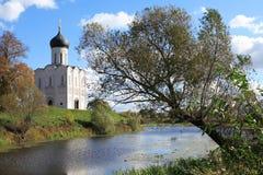 Iglesia rusa antigua Fotos de archivo
