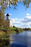 Iglesia rusa antigua Imagenes de archivo