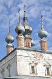 Iglesia rusa vieja Fotografía de archivo